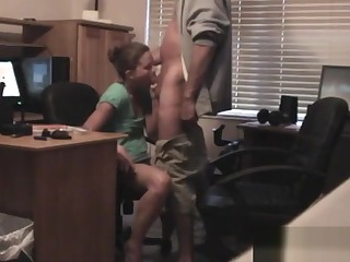 Hidden Cam OFFICE SLUT