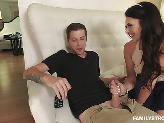 Megan Sage step siblings shifty sex