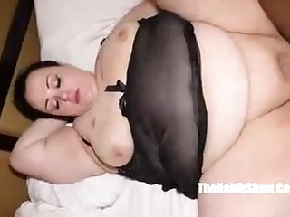 King kreme loves fucking this bbw fat pussy white freak