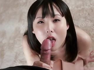 pov blowjob- japanese
