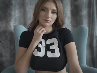 Petite Russian Babe exposed be worthwhile for Nudex.tv