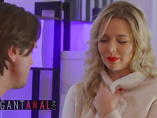BABES - When heat goes out Nikky Dream, needs some hot anal fucking to stay fond