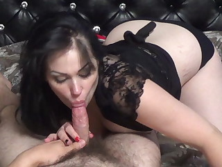 Sucking licking raillery your cock