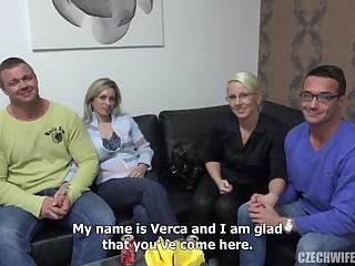 Czech Wife Swap 7 - full movie