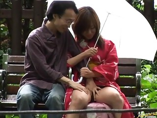 Doused video of a peculiar Japanese girls deprived of undershorts playing